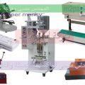 المهندس منسي يقدم ماكينة تعبئة سوائل بالحجم – 2 هيد حليب اطفال مبستر
